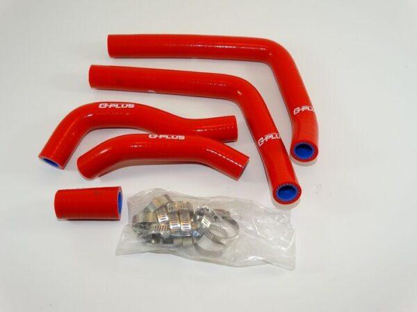 Honda CR125 05-08 radiator siliconen slangen-0